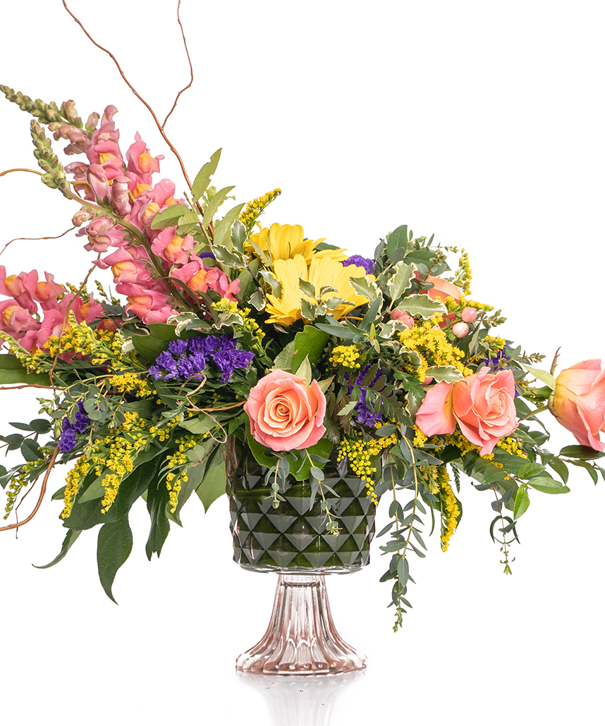 Delivering Fresh Flowers To